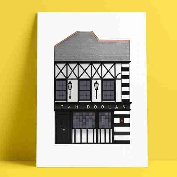 T&H's Pub Print