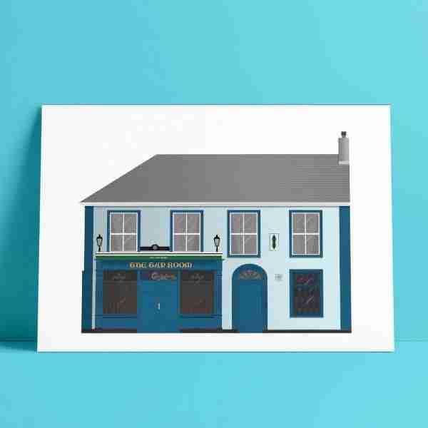 Tap Room Pub Print